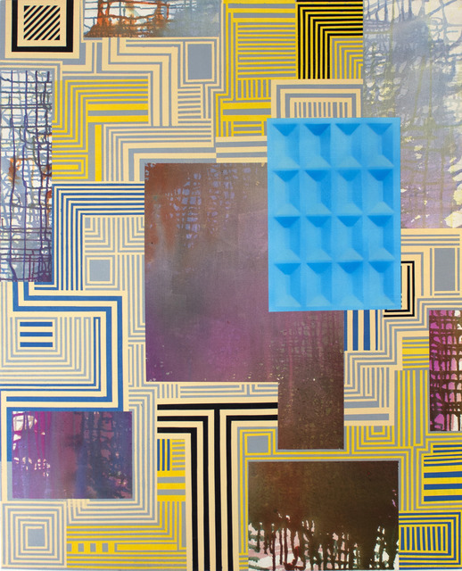 , 'Network,' 2017, ADA Gallery