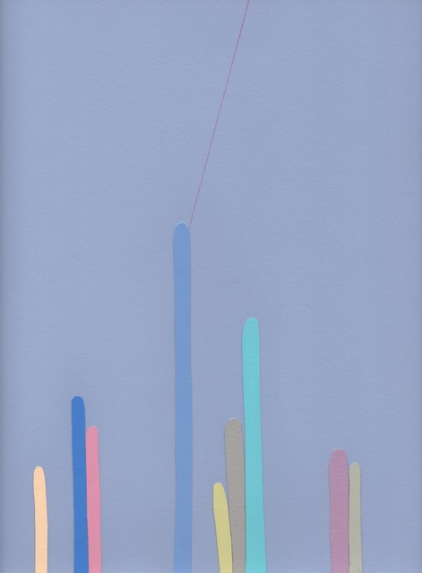 , 'Tall Boys - Little Periwinkles 3,' 2016, Beers London
