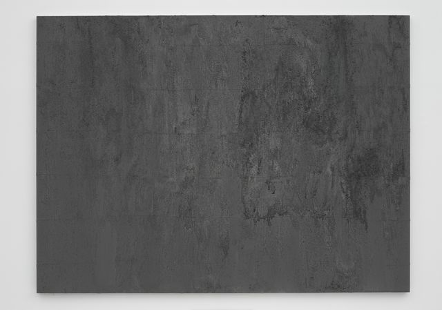 , 'Grey Rocks,' 2016, White Cube
