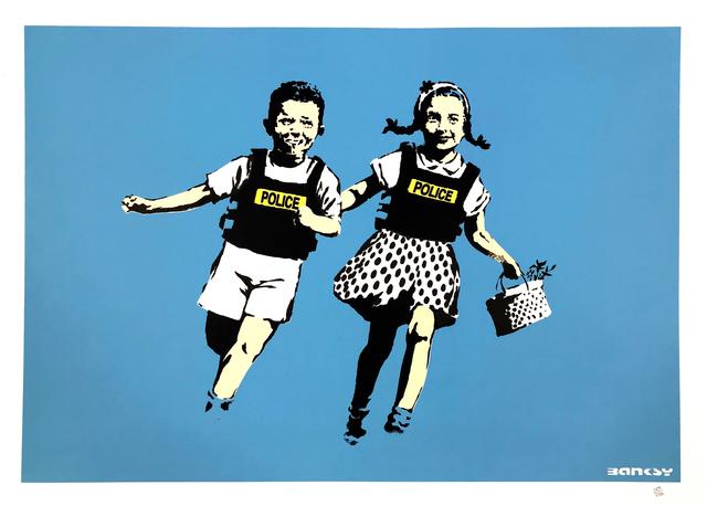 Banksy, 'JACK AND JILL', 2005, Gallery Art
