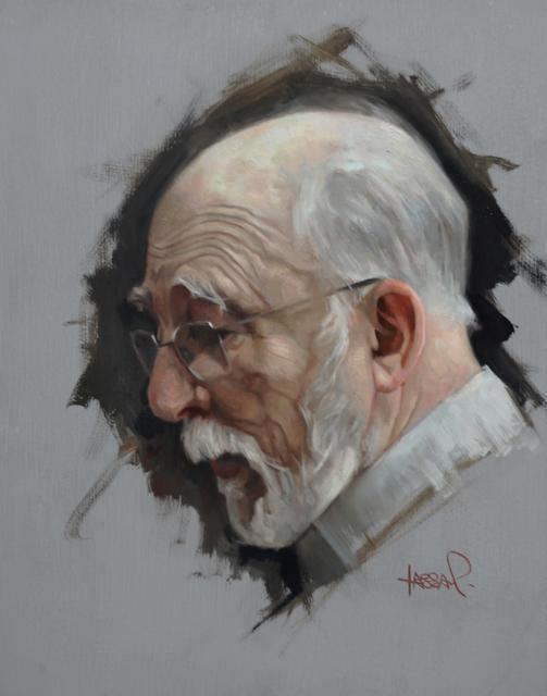 , 'Max,' 2012, Gallery Henoch