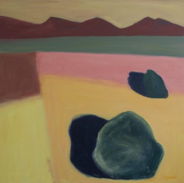 , 'Boulders,' 2016, Cerulean Arts
