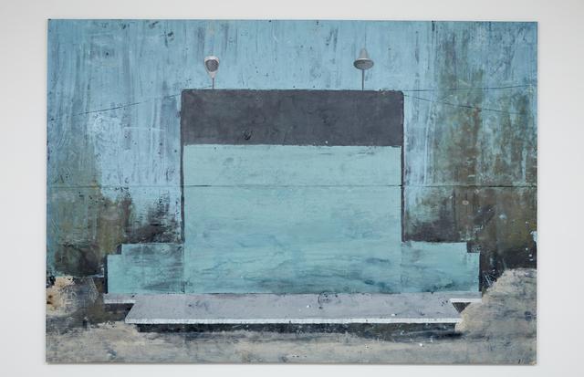 , 'Frozen,' 2015, Pizzuti Collection