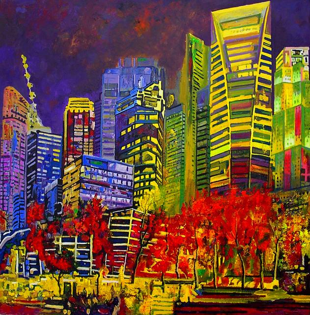 , 'One Fullerton,' 2014, Barnadas Huang