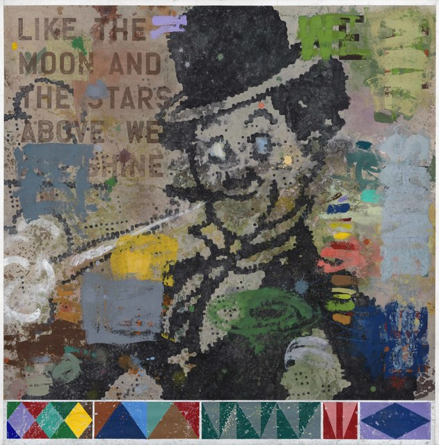 , 'Like the Moon and the Stars,' 1995, Portland Gallery