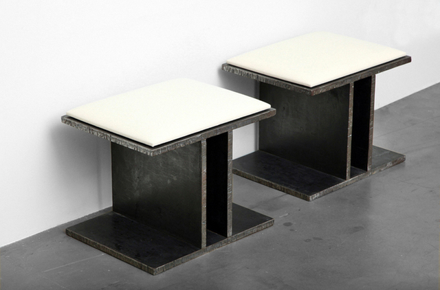 , 'Steel Stools,' 2012, Twenty First Gallery
