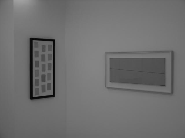 , 'Works of Mario Nigro exhibition,' 2006, Dep Art Gallery