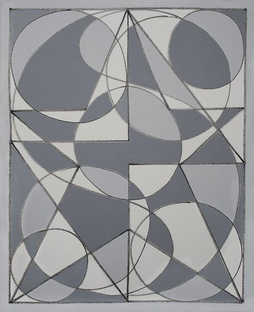 , 'Geostar,' 2011, Gastman