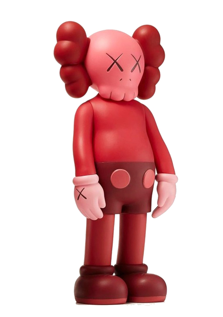 KAWS, 'KAWS Companion Blush', 2016, DECORAZONgallery