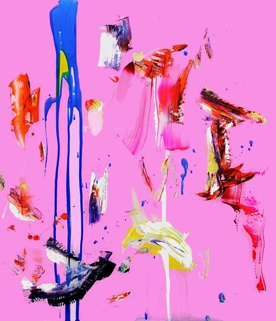 , 'ATLAS (Pink magenta),' 2019, Aurora Vigil-Escalera Art Gallery