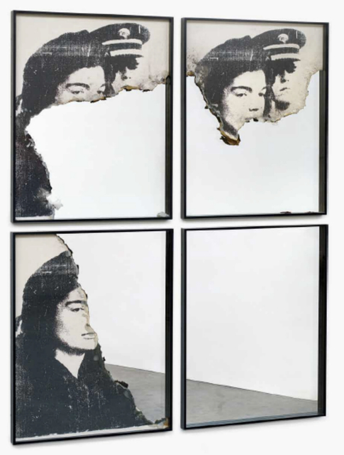 , 'Self Portrait of You + Me (Four Jackies),' 2008, Gallery AM MEER