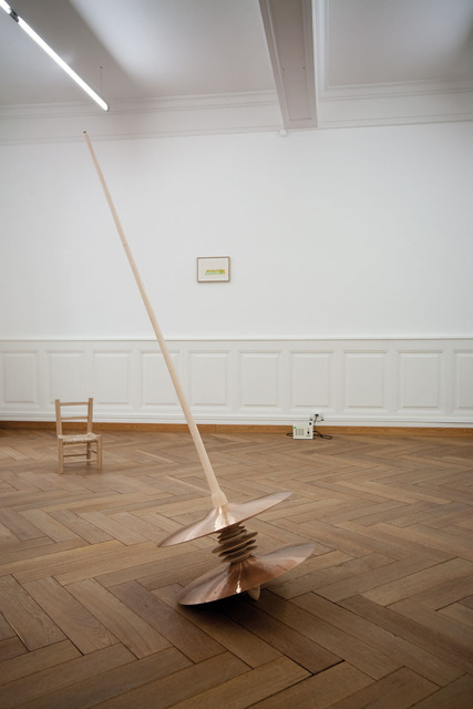 , 'Magic spinning top,' 2013, Valérie Bach