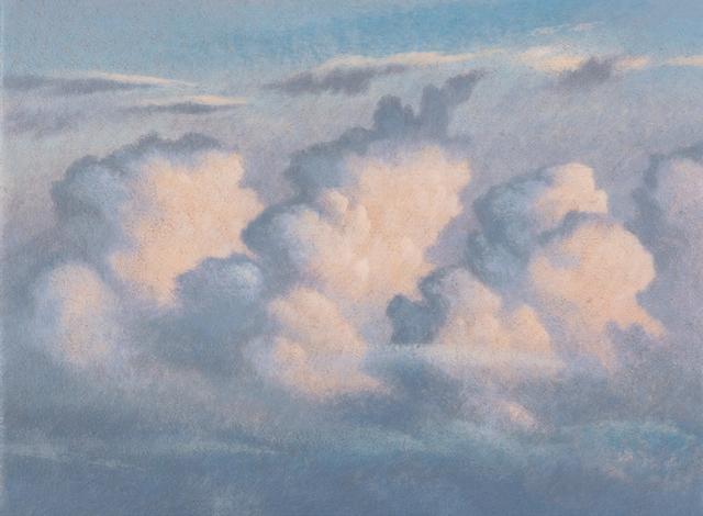 , 'Towering Cumulus, September,' , Jonathan Cooper