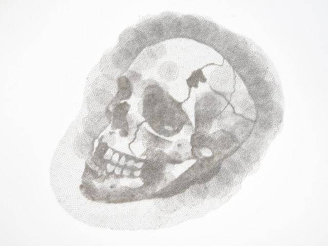 Walter Oltmann, 'Child Skull III', 2015, Goodman Gallery