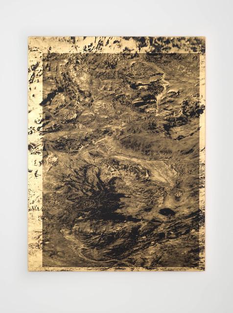 , 'Mining Landscape (No.114/Au),' 2015-2017, MARUANI MERCIER GALLERY