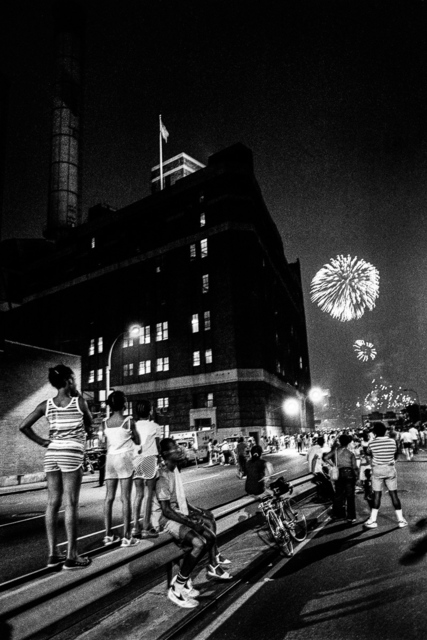 Ken Schles, '4th of July', 1984, Howard Greenberg Gallery
