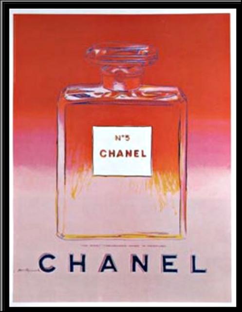 Andy Warhol, 'Chanel No. 5 (Pink)', 1997, Alpha 137 Gallery