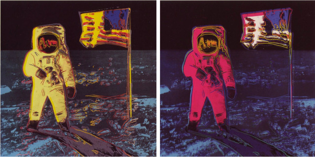 Andy Warhol, 'Moonwalk', 1987, Coskun Fine Art