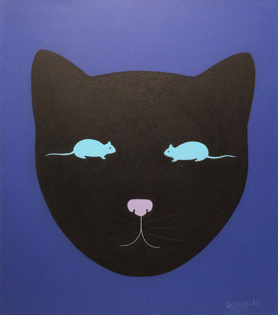 , 'Cat and Mouse,' 2014, Ekavart Gallery