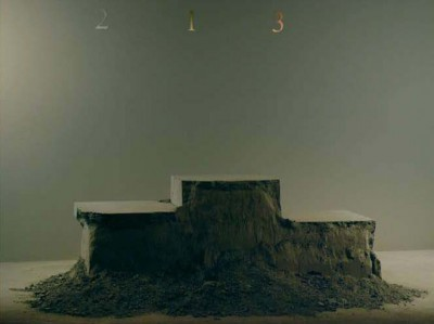 , 'Pódio para ninguém,' 2010, Manoel Macedo  Arte