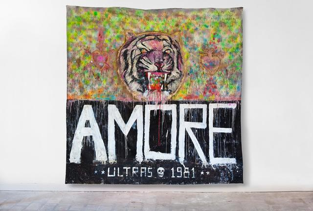 , 'Amore (Ultras 1981),' 2013, White Noise Gallery