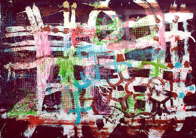 , 'Nro 3455,' 2014, Via Margutta Arte Contemporaneo
