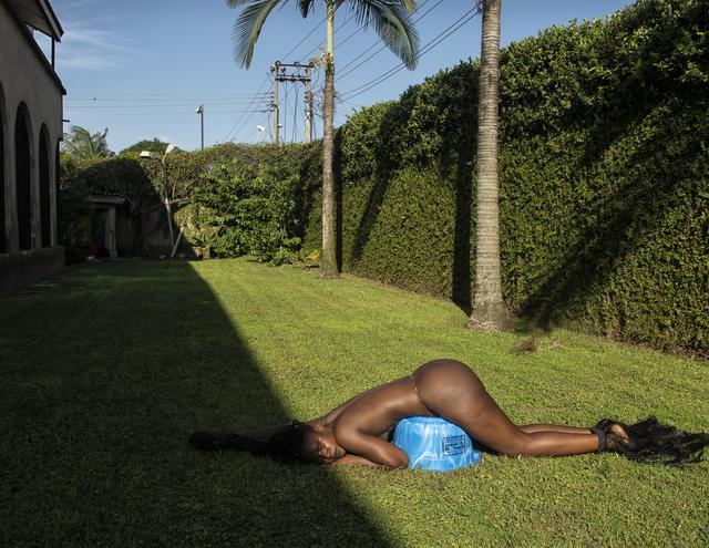 , 'Tingoi on Land,' 2018, CRUSHCURATORIAL
