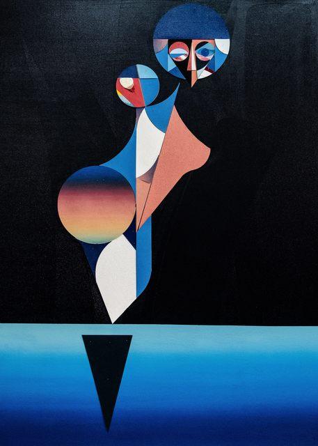 Ryan Hewett, 'La Femme VI', 2019, Unit London
