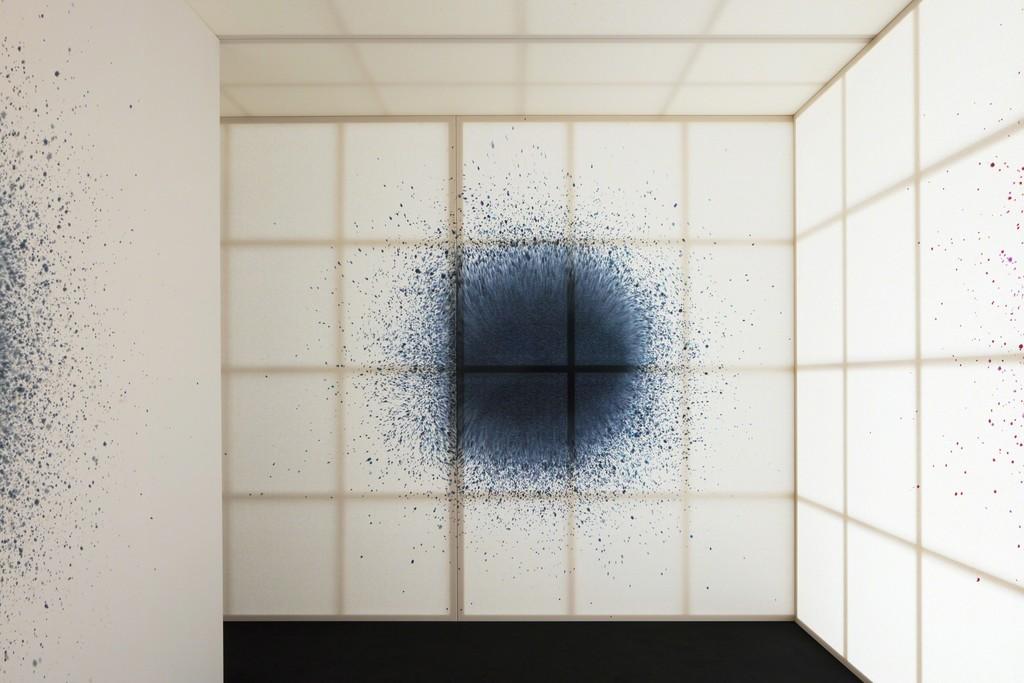 Exhibition View • Giacomo Santiago Rogado «Growing together through emotions over time», 2017 • Photographer: Conradin Frei