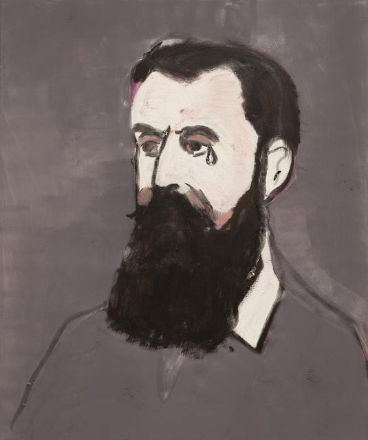 , 'Theodor Herzl #5 ,' 2014, Zemack Contemporary Art