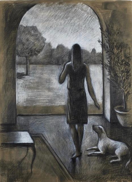 , ' les arbres ,' , Hugo Galerie