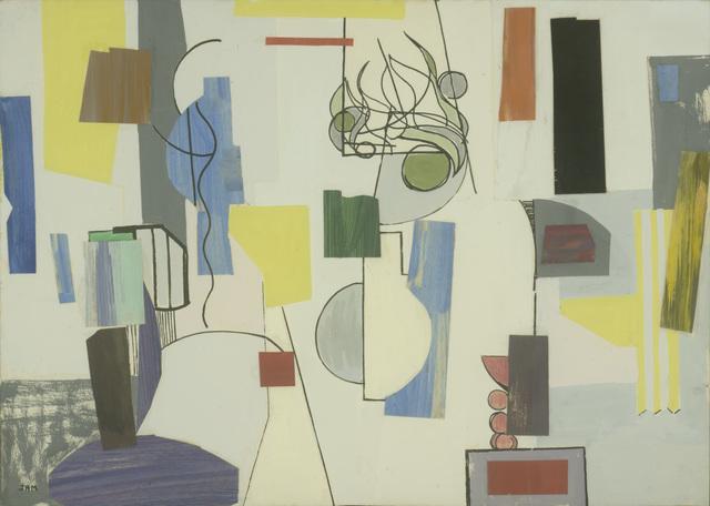 , 'Colloquy (#860 / 55.5),' 1954, Dolan/Maxwell