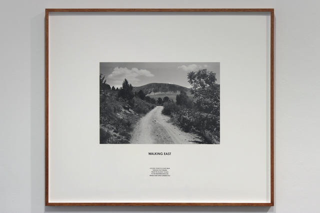 , 'WALKING EAST A 23 DAY COAST TO COAST WALK THROUGH THE PYRENEES FROM THE ATLANTIC OCEAN TO THE MEDITERRANEAN SEA FRANCE AND SPAIN SUMMER 2012,' 2012, Josée Bienvenu