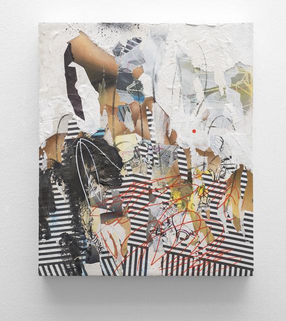 , 'd_f36BIT,' 2016, SMAC ART GALLERY