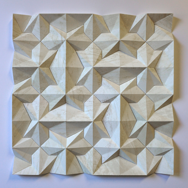 , 'Ara 244: The Other Ishihara Test- Marble,' 2016, Tamarind Institute