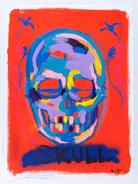 , 'Flowers of Red Skull,' 2016, ACA Galleries