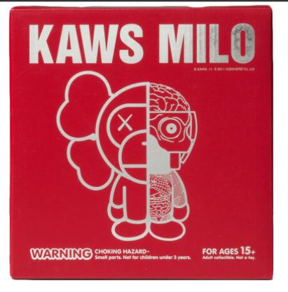 KAWS, 'Milo ( Brown) ', 2011, Sculpture, Vinyl, Dope! Gallery