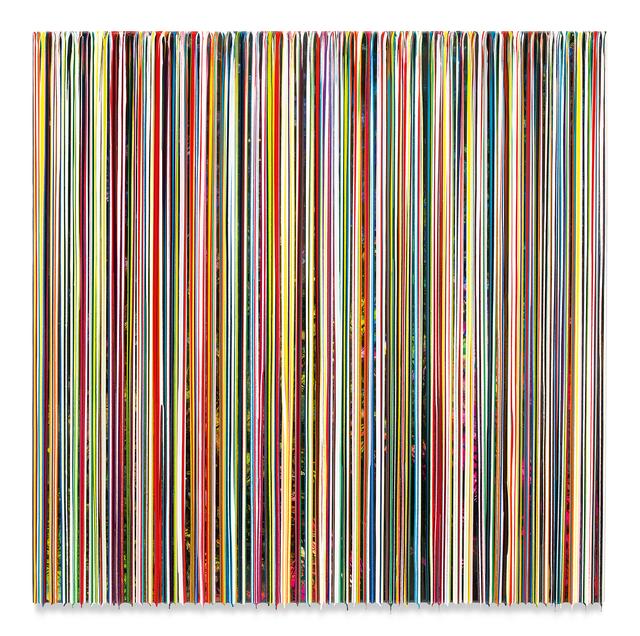 , 'HEREWESTANDTWOFOOLSINLOVE,' 2018, Miles McEnery Gallery
