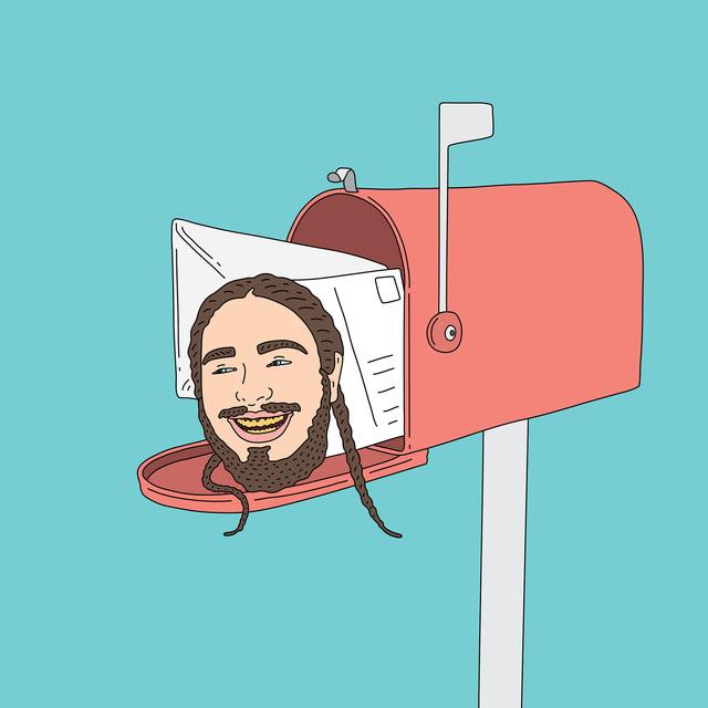 , 'Postcard Malone,' 2018, Marcel Katz Art