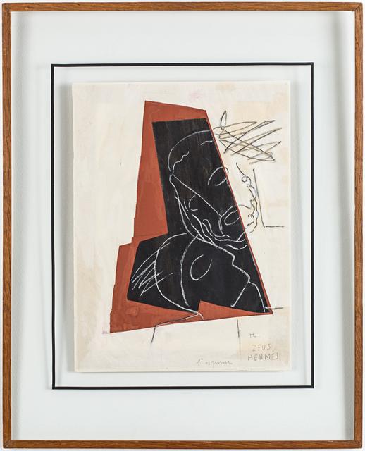 , 'Zeus et Hermès,' ca. 1950, Rosenberg & Co.