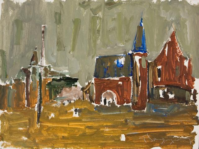 Paul-Henri Bourguignon, 'La Haye', Eisele Fine Art