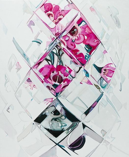 , 'A Glass in the Ocean,' 2016, OLSEN GALLERY