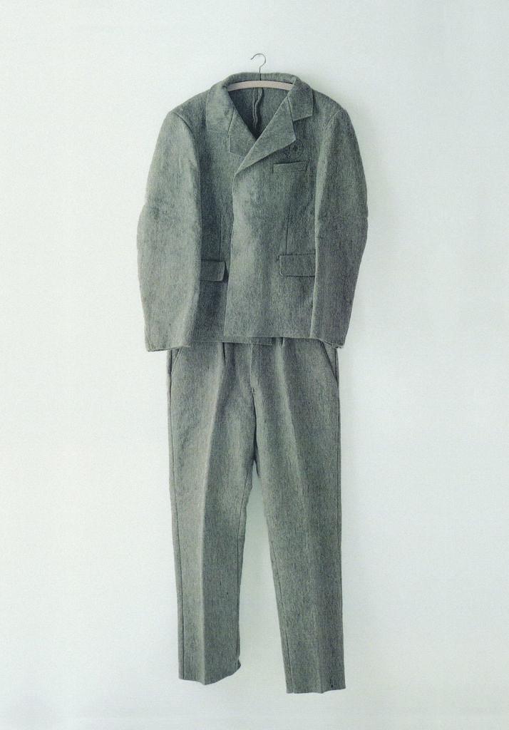 "Joseph Beuys ""Felt Suit (Filzanzug)"", 1970"