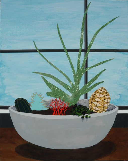 , 'Latin Roots ii ,' 2018, Eleanor Harwood Gallery