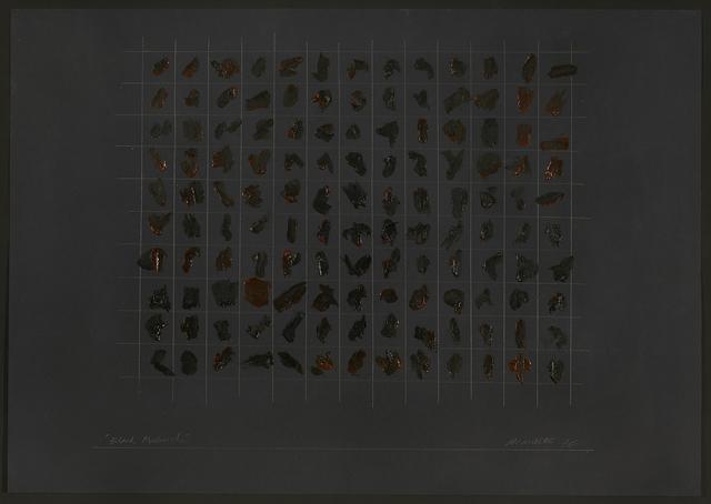 , 'Black Malevich,' 1976, Henrique Faria Fine Art