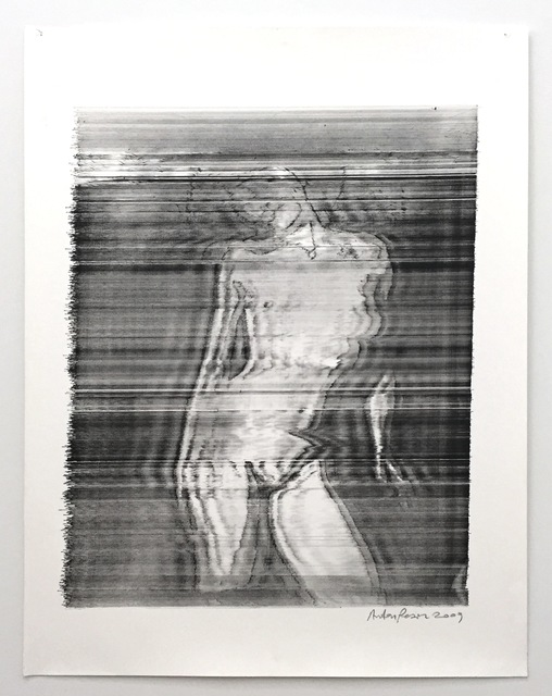 , 'Nude, Attempt,' 2009, Postmasters Gallery