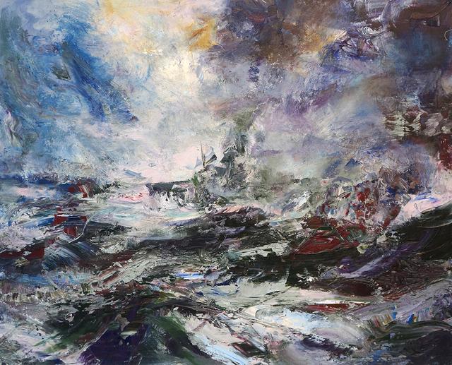 , 'Atlantic,' 2017, Nicholas Metivier Gallery