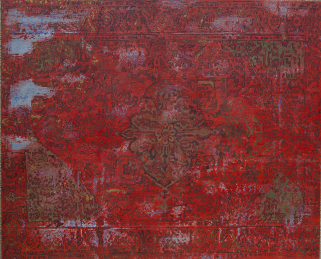 , 'Red Carpet,' 2015, Aicon Gallery