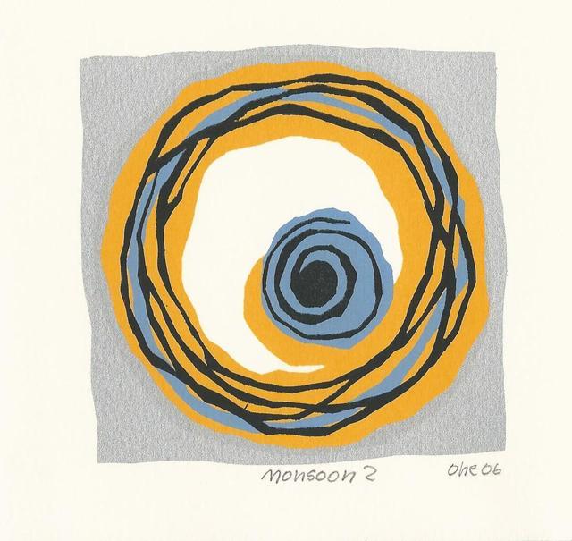 , 'Monsoon 2,' 2006, Herringer Kiss Gallery