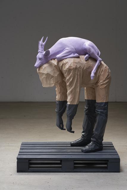 Willy Verginer, 'Palvaz', 2019, Galerie LeRoyer